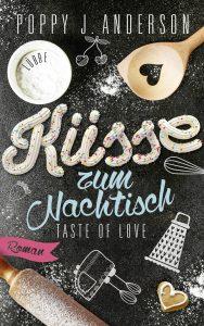 Lesung im Mintastique - Küsse zum Nachtisch taste of love - Poppy J. Anderson